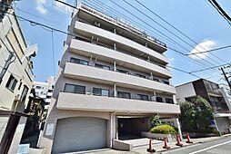 プレステージ富士[3階]の外観