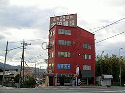 兵庫県川西市東畦野1丁目の賃貸マンションの外観
