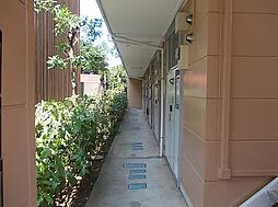 フローラI[3階]の外観