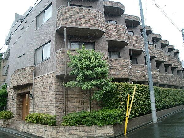 フェニックス芦花公園駅前弐番館[105号室]の外観