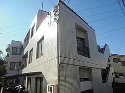 HUマンション[2階]の外観