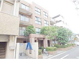 ライオンズマンション三鷹関前[4階]の外観