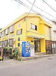 東京都豊島区北大塚2の賃貸アパートの外観