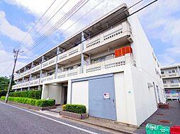東京都練馬区下石神井1丁目の賃貸マンションの外観