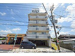 大阪府枚方市村野本町の賃貸マンションの外観