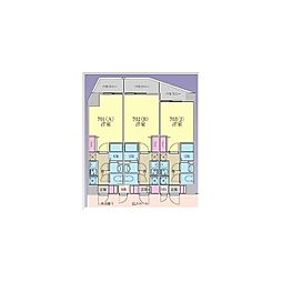 PHGアパートメント横浜山手[0702号室]の間取り