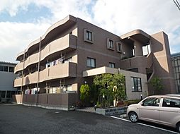 三重県四日市市三ツ谷町の賃貸マンションの外観