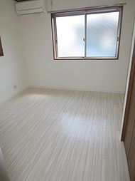 竹内ハイツ 2階ワンルームの間取り