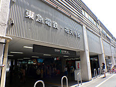 祐天寺駅(400m)