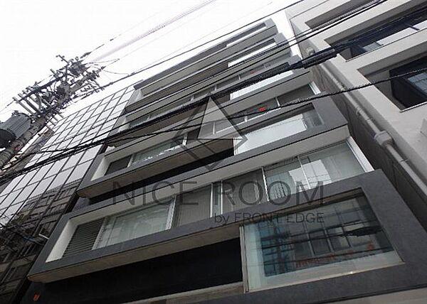 KITAHAMA CONSOLE[4階]の外観