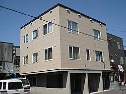 Kハウス[3階]の外観