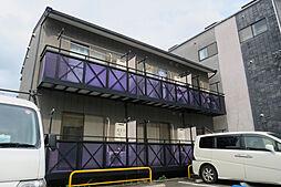 京都府京都市北区紫野東舟岡町の賃貸アパートの外観