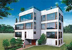 建物参考プラン完成イメージ