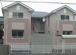 神奈川県横浜市青葉区鉄町の賃貸アパートの外観