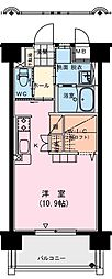 (仮称)延岡・大貫町3丁目中尾マンション[302号室]の間取り