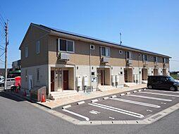サンドハウス B棟[103号室]の外観