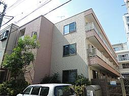 東京都墨田区菊川2丁目の賃貸アパートの外観