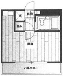 神奈川県座間市相模が丘4丁目の賃貸マンションの間取り