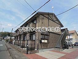 神奈川県厚木市恩名3の賃貸アパートの外観