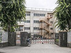 国分寺市立第三小学校 距離640m