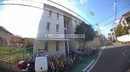 ジュネス八戸ノ里[2階]の外観