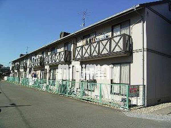 青山ヒルズ A棟[1階]の外観