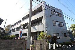 愛知県豊田市京町4丁目の賃貸アパートの外観