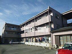 川方マンション[1階]の外観