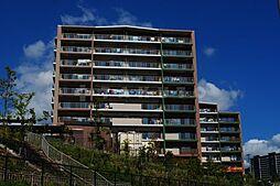 エルグレース彩都箕面D棟[2階]の外観