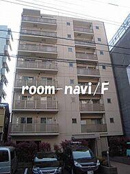 東京都荒川区南千住3丁目の賃貸マンションの外観