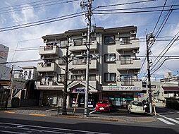 東京都日野市旭が丘6丁目の賃貸マンションの外観