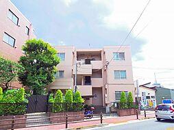 東京都西東京市中町2丁目の賃貸マンションの外観