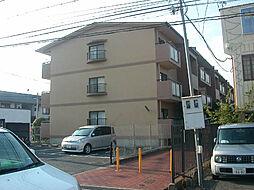 ベイリーフマンション[302号室]の外観