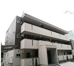 マレアガーデン新横浜C[206号室号室]の外観