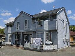 兵庫県姫路市北平野5丁目の賃貸アパートの外観