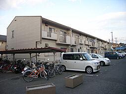 坂の久保ハイツA棟[201号室]の外観