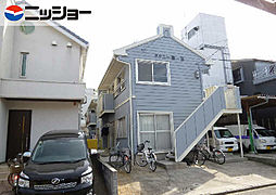 タウニー藤一B[2階]の外観