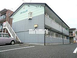 ヴラージュ上野[1階]の外観
