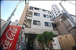 福岡県福岡市中央区高砂1丁目の賃貸マンションの外観
