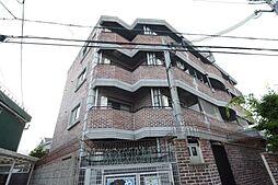 兵庫県西宮市門前町の賃貸マンションの外観