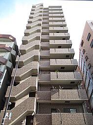 ライオンズマンション西日暮里第5[8階]の外観