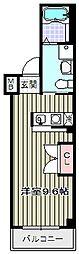 スクエア[2階]の間取り