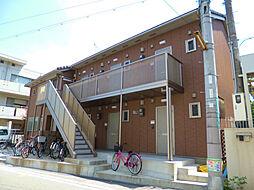 ベルリード甲子園[103号室]の外観