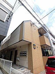 千葉県千葉市中央区弁天1丁目の賃貸アパートの外観