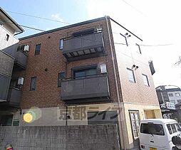 京都府京都市西京区松尾鈴川町の賃貸マンションの外観