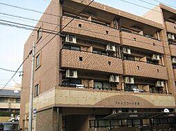 愛知県名古屋市名東区本郷3の賃貸マンションの外観