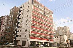 北海道札幌市北区北十条西4丁目の賃貸マンションの外観