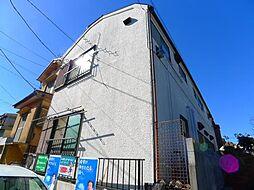 コーポ桜井[202号室]の外観