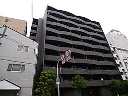 大阪府大阪市北区大淀中1丁目の賃貸マンションの外観