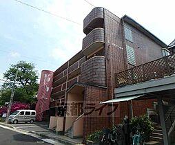 大阪府枚方市津田元町の賃貸マンションの外観